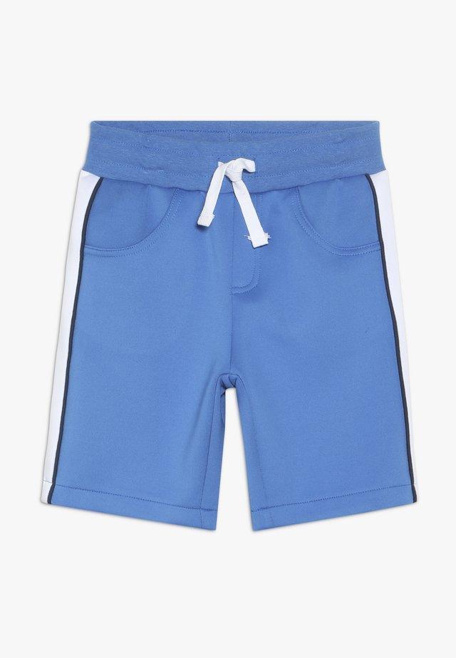 BERMUDAS BAND EFFECT - Pantalon de survêtement - blue