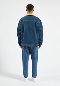 PULL&BEAR - Denim jacket - dark blue - 2