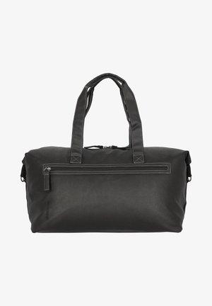 WARREN  - Weekend bag - black