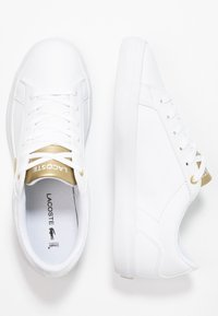 Lacoste - LEROND  - Trainers - white - 3