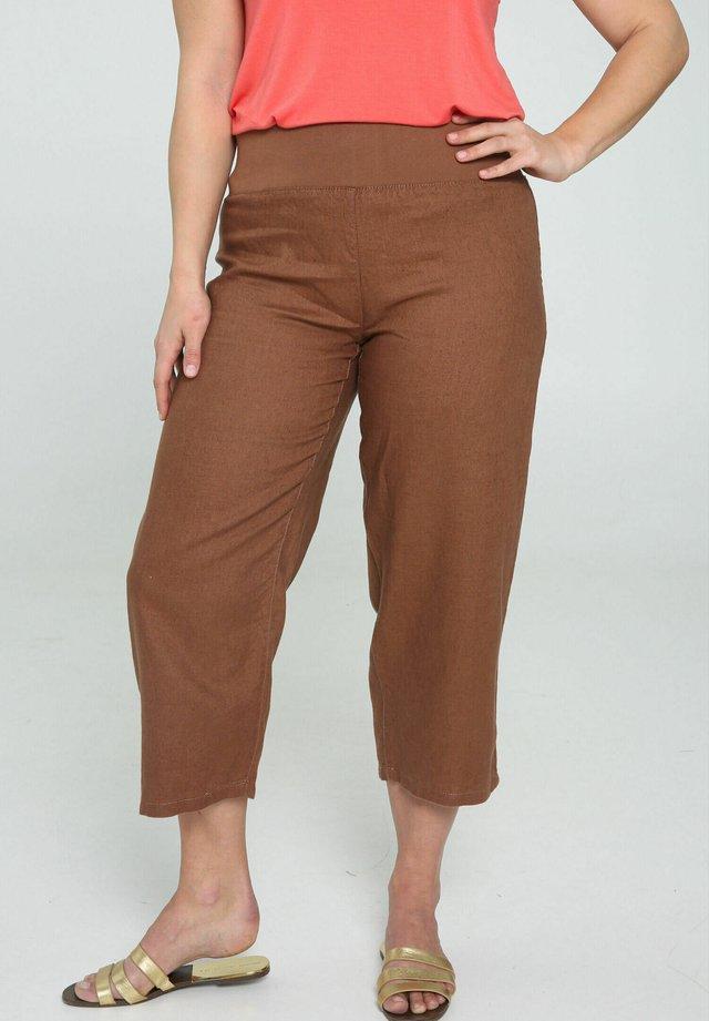 Pantaloni - caramel