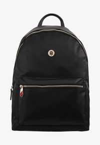 Tommy Hilfiger - POPPY BACKPACK - Reppu - black - 1