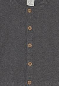 Lindex - SLUB UNISEX - Cardigan - dark grey melange - 2