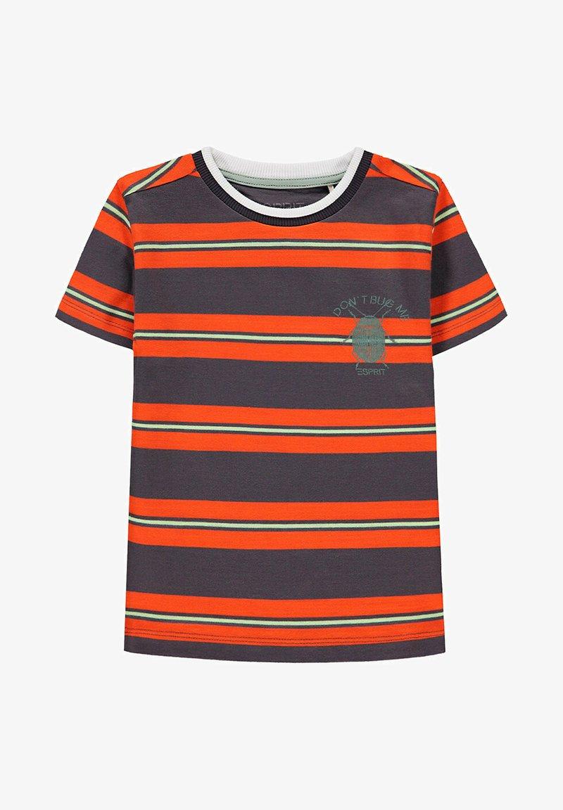 Esprit - Print T-shirt - dark grey
