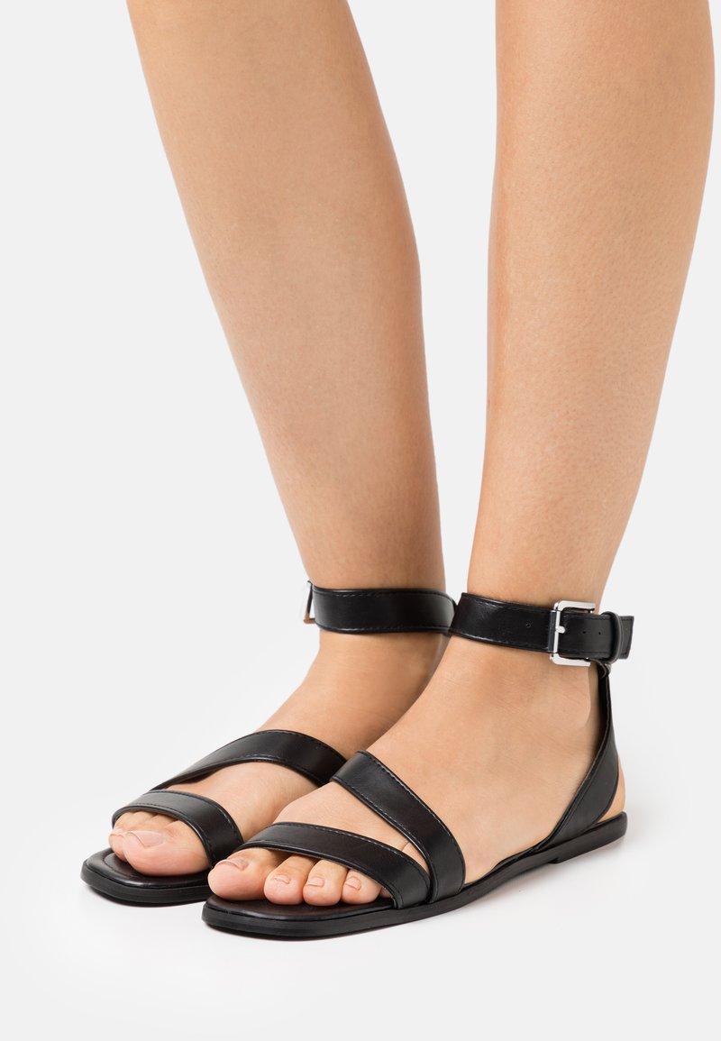 Even&Odd - Sandals - black