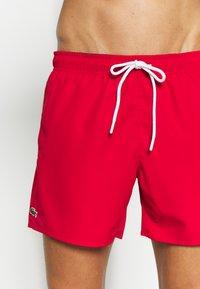 Lacoste - Swimming shorts - rouge/marine - 1