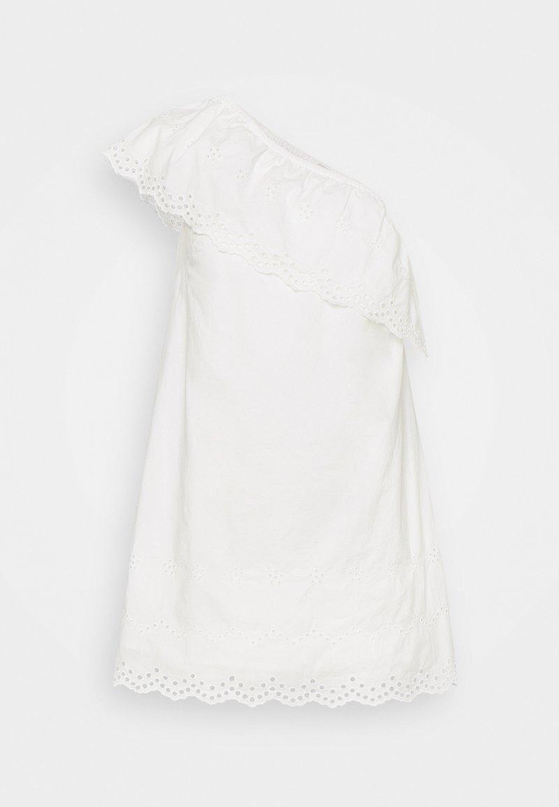 River Island Petite - Denní šaty - white