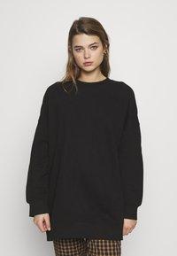 Monki - BEATA - Sweatshirt - black - 0