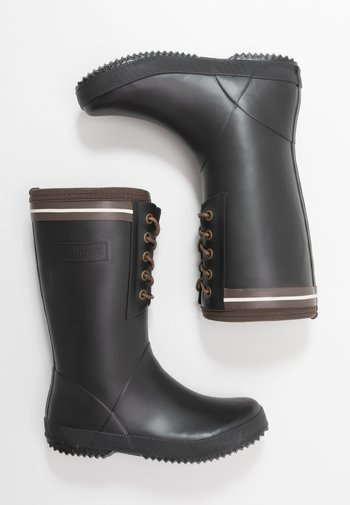 BOOT LACE THERMO - Wellies - black