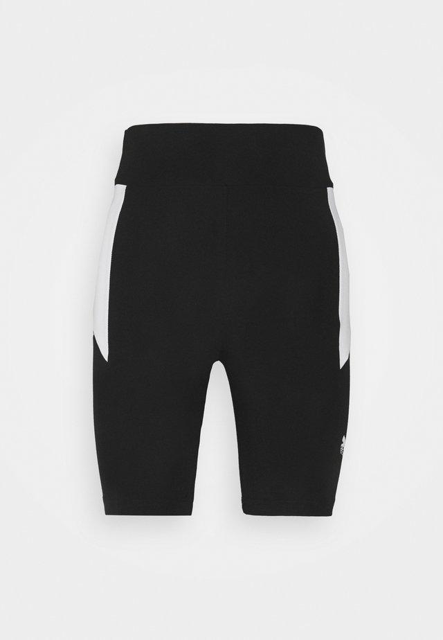 REBEL SHORT - Collant - black