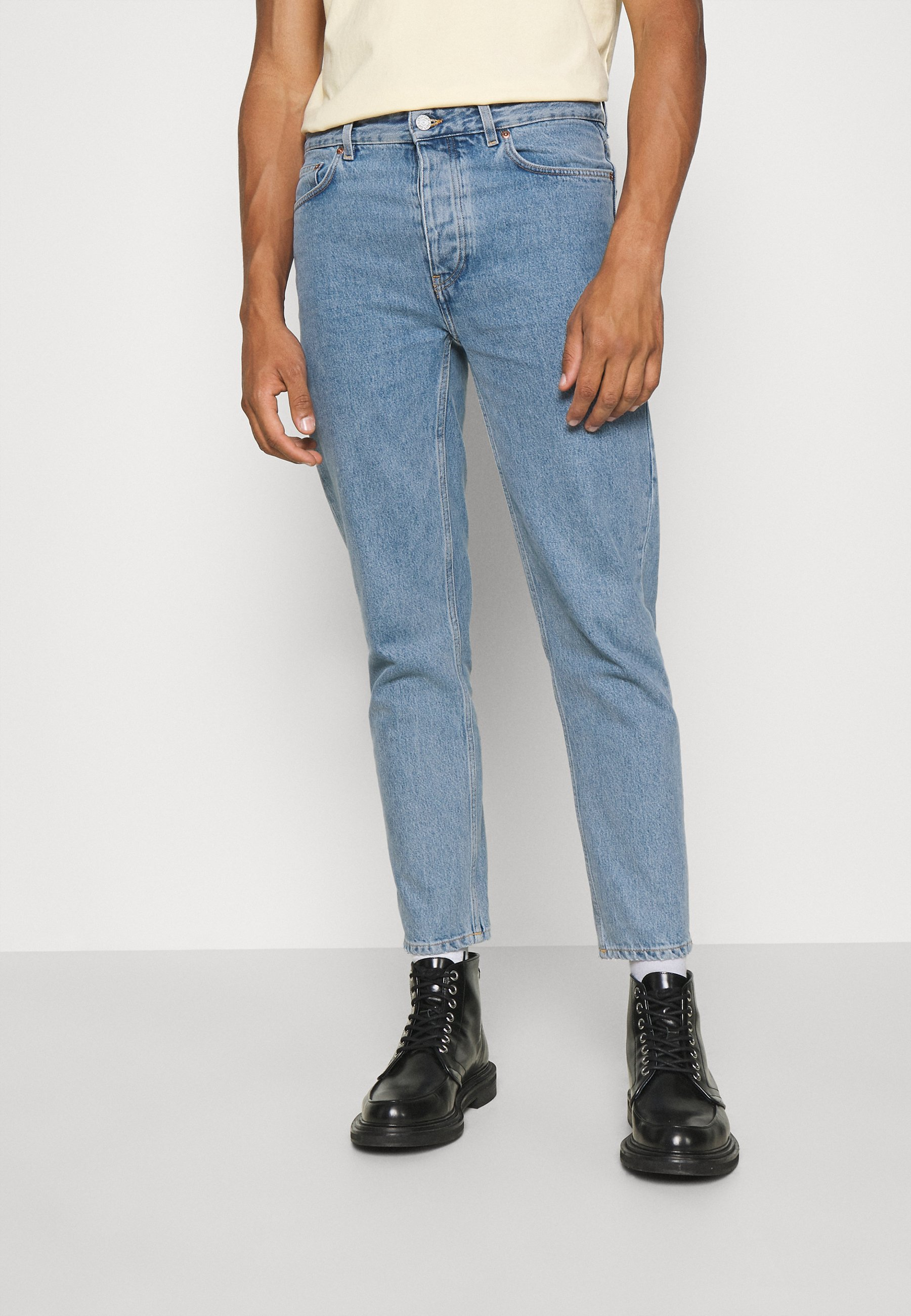 Men BEN DISTRESSED - Relaxed fit jeans