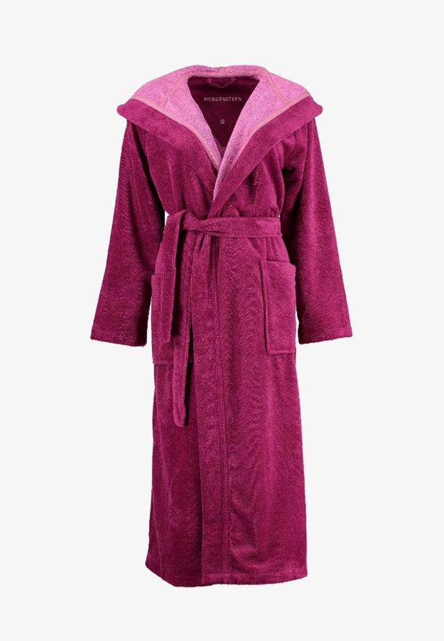 GEENA - Dressing gown - fuchsia