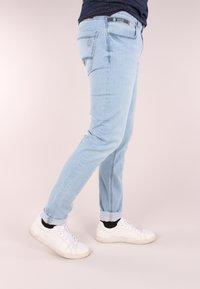 Gabbiano - Slim fit jeans - light blue - 3