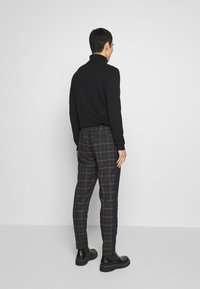 PS Paul Smith - MENS TROUSER - Stoffhose - anthracite - 2