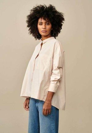 GORKY - Button-down blouse - hellrosa
