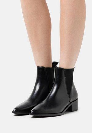 ANOKI - Classic ankle boots - noir