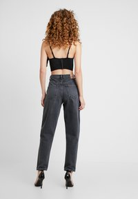 Pepe Jeans - DUA LIPA X PEPE JEANS - Jeansy Relaxed Fit - denim - 2