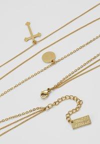 sweet deluxe - Náhrdelník - gold-coloured - 2