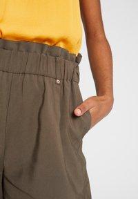 Morgan - Shorts - khaki - 3