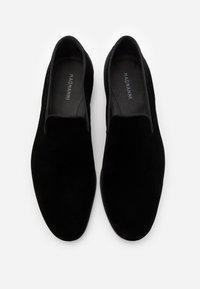 Magnanni - TOX  - Elegantní nazouvací boty - black - 3