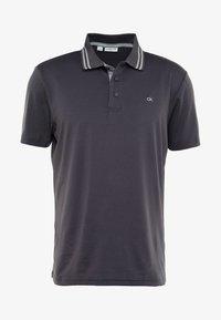 Calvin Klein Golf - HARLEM TECH  - Sports shirt - charcoal marl - 4