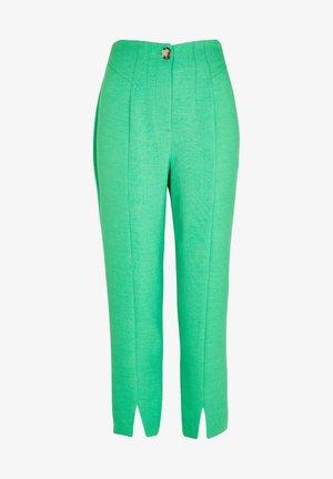 Chinos - green