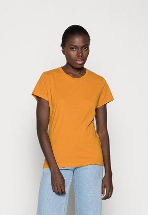 SOLLY TEE SOLID - Camiseta básica - inca gold