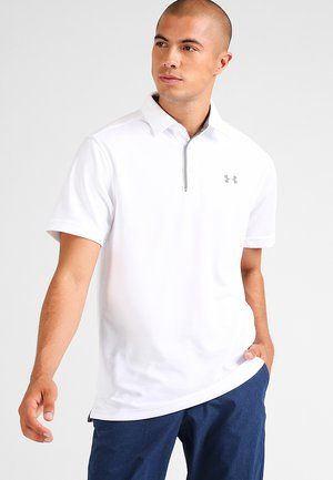 TECH  - Sportshirt - white/graphite