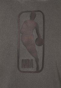 Nike Performance - NBA TEAM WASH PACK HOODIE - Sweatshirt - black - 5