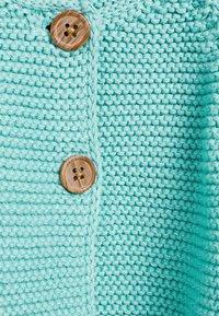 Next - PINK FRILL HEM - Cardigan - blue - 2