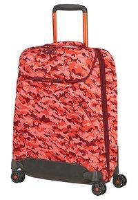 Samsonite - NEOKNIT - Wheeled suitcase - red - 3