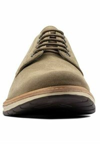 Clarks - Lace-ups - olive suede - 6