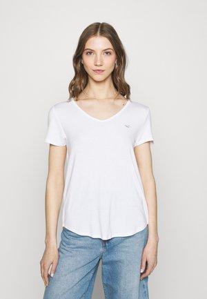 ICON EASY VEE - Basic T-shirt - white