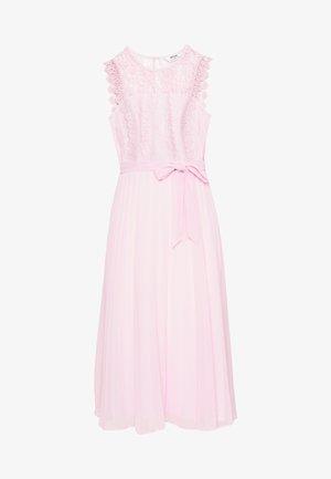 PETITES PLEAT DRESS - Day dress - lilac