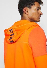 Bogner Fire + Ice - LUCO - Zip-up hoodie - orange - 5