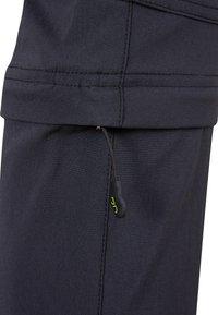 Jeff Green - MADDY - Pantaloni outdoor - black - 3