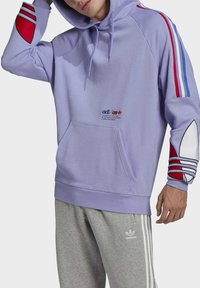 adidas Originals - ADICOLOR - Hoodie - purple - 2