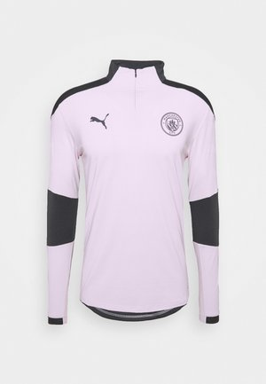 MANCHESTER CITY ZIP - Club wear - lilac snow