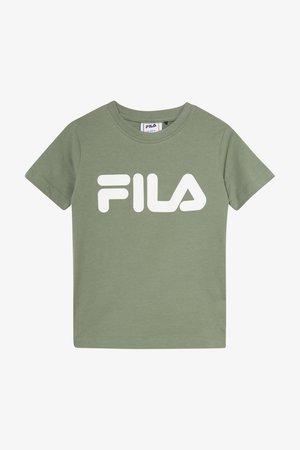 CLASSIC LOGO TEE - Print T-shirt - sea spray