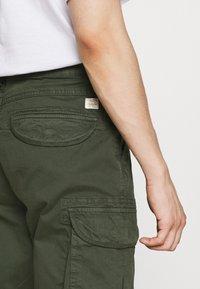 Lindbergh - Cargo trousers - khaki - 4