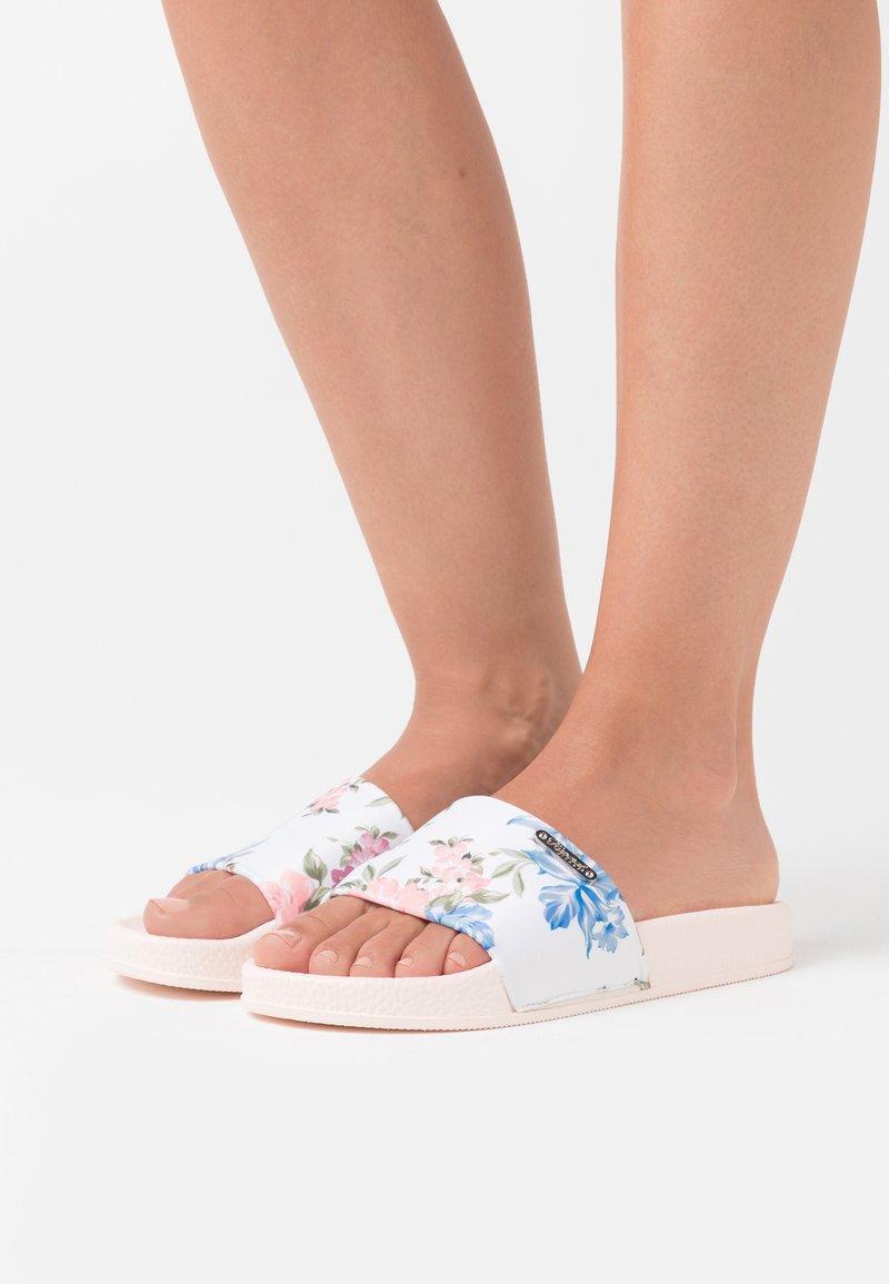Kaporal - TACOTA - Pantofle - nude