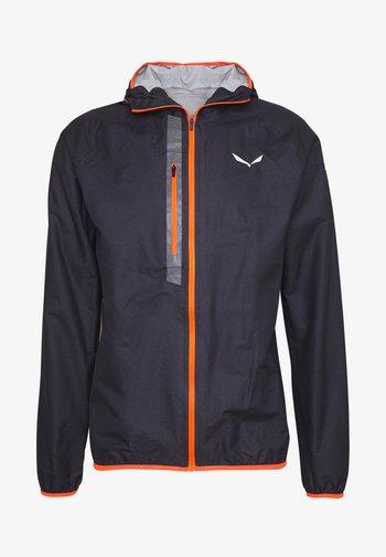 PUEZ LIGHT - Hardshell jacket - premium navy