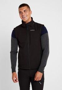 Icepeak - LEONIDAS - Soft shell jacket - black - 4