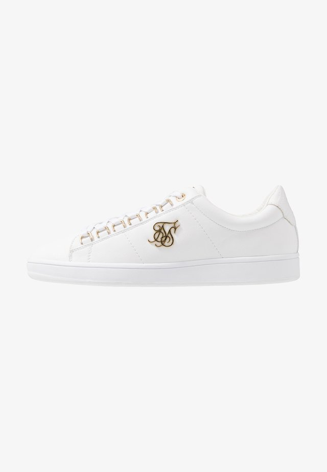 PRESTIGE - Trainers - white/gold
