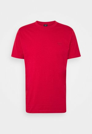 ALPHIS - Basic T-shirt - medium red