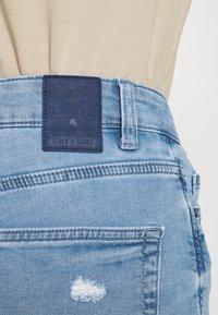 Only & Sons - ONSPLY LIFE - Denim shorts - blue denim - 5