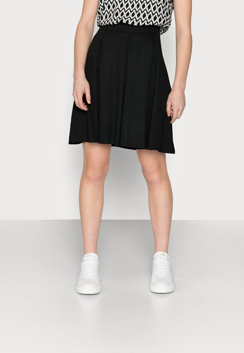 Anna Field Petite - A-line skjørt - black