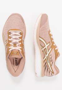 ASICS - GEL CUMULUS 21 - Obuwie do biegania treningowe - dusty steppe/birch - 1