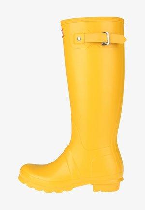 ORIGINAL TALL - Wellies - yellow