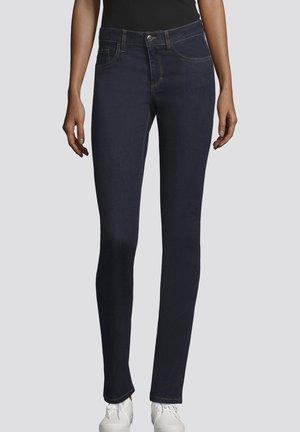 Slim fit jeans - clean rinsed blue denim